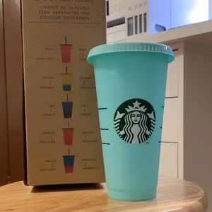 Starbucks color changing cup 2019